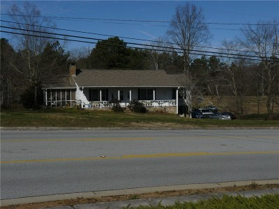 Buford Single Family Home For Sale: 2738 Kilgore Road