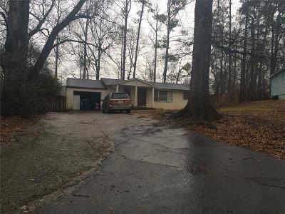 Alpharetta Single Family Home For Sale: 55 Burnett Circle