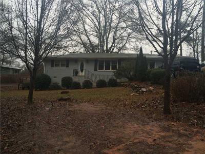 Alpharetta Single Family Home For Sale: 20 Burnett Circle