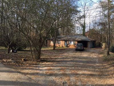 Alpharetta Single Family Home For Sale: 35 Burnett Circle