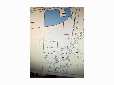Coweta County Residential Lots & Land For Sale: Ishman Ballard Road