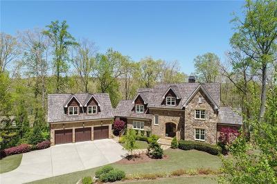 Dawsonville Single Family Home For Sale: 7315 Nichols Cove Drive