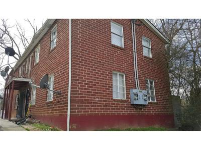 Atlanta Multi Family Home For Sale: 1178 Joseph E Boone Boulevard NW