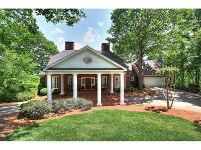 Marietta GA Single Family Home For Sale: $1,350,000