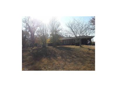 Plainville Single Family Home For Sale: 2457 Riverbend Road SW