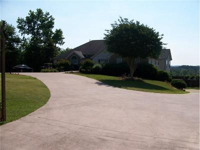 Loganville Single Family Home For Sale: 5500 Kent Rock Road
