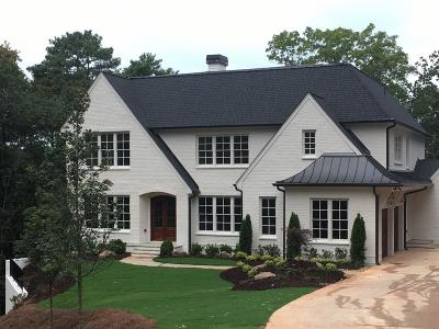 Sandy Springs Single Family Home For Sale: 5010 Riverview Road