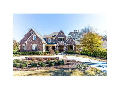Kennesaw Single Family Home For Sale: 1110 Hazeltine Lane