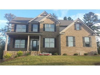 Grayson Single Family Home For Sale: 279 Oatgrass Drive