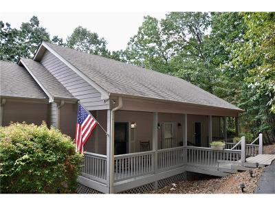 Big Canoe Single Family Home For Sale: 52 Crested Iris Circle