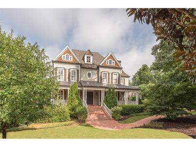Milton Single Family Home For Sale: 910 Foxhollow Run
