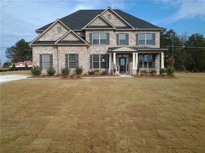 Grayson Single Family Home For Sale: 436 Dunaway Court