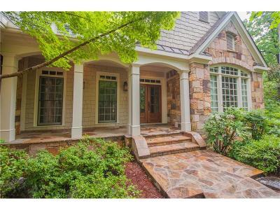 Dawson County Single Family Home For Sale: 237 Red Trillium Ridge