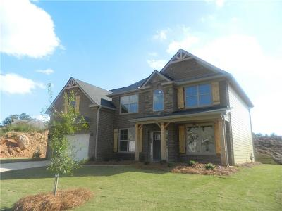 Cumming Single Family Home For Sale: 5685 Winding Lakes Lot 18 Drive