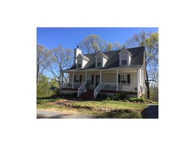 Ranger Single Family Home For Sale: 345 Sweet Haven Lane