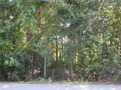 Norcross Residential Lots & Land For Sale: 3100 Reps Miller Road