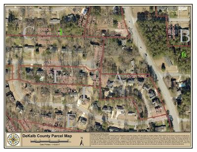 Tucker Residential Lots & Land For Sale: 4575 Chamblee Tucker Road