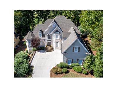 Johns Creek Single Family Home For Sale: 1145 Vintage Club Drive