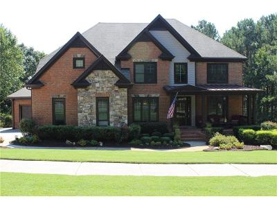 Acworth Single Family Home For Sale: 190 Terrace View Drive