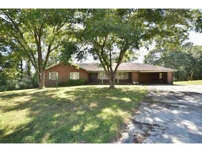 Single Family Home For Sale: 889 Martins Chapel Road