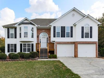 Rydal Single Family Home For Sale: 57 Indian Hills Drive