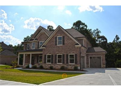 Grayson Single Family Home For Sale: 821 Coopers Ridge Path