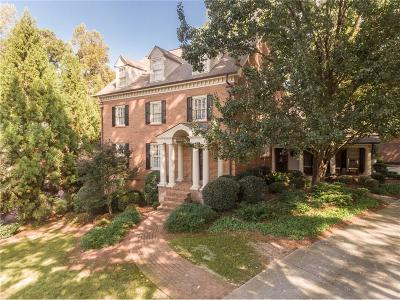 Dunwoody Single Family Home For Sale: 5373 Forest Springs Drive