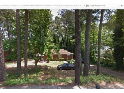 Alpharetta GA Residential Lots & Land For Sale: $200,000