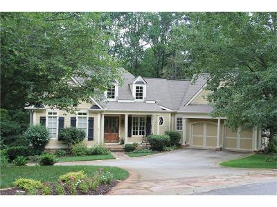 Dahlonega Single Family Home For Sale: 141 Gold Rush Run