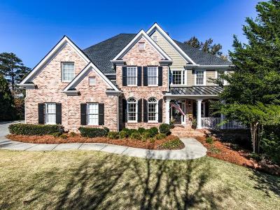Cherokee County Single Family Home For Sale: 330 Lakebridge Crossing