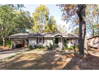 Cherokee County Single Family Home For Sale: 279 Claude Pettit Drive