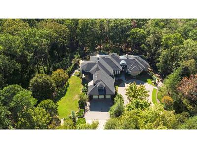 Sandy Springs Single Family Home For Sale: 4955 Riverview Road
