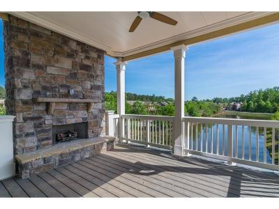 Alpharetta Condo/Townhouse For Sale: 12600 Marstrow Drive #D