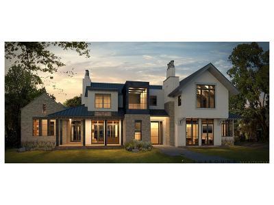 Sandy Springs Single Family Home For Sale: 110 Mount Paran Road NE