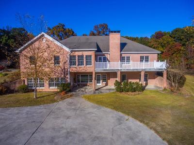 Powder Springs Single Family Home For Sale: 5225 Gaydon Road
