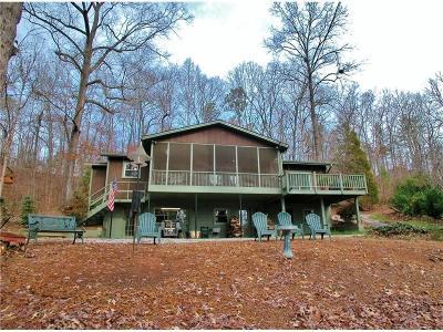 Dawsonville Single Family Home For Sale: 455 Sams Road