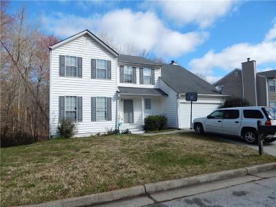 Lithonia Single Family Home For Sale: 6508 Alford Way