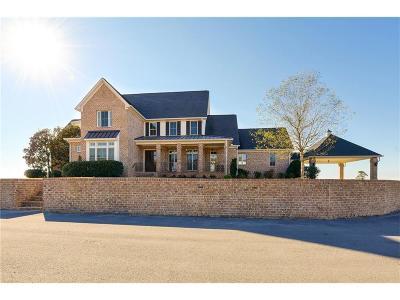 Calhoun Single Family Home For Sale: 331 Langston Road SE