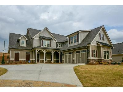 Acworth Single Family Home For Sale: 6293 Granbury Walk