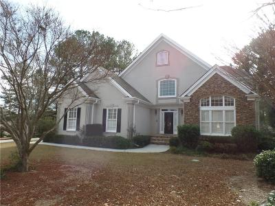 Grayson Single Family Home For Sale: 1635 Natchez Way
