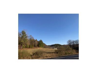 Fairmount Land/Farm For Sale: 000000 Us Highway 411
