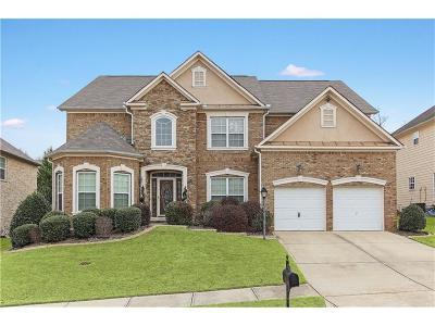 Single Family Home For Sale: 7191 Thoreau Circle