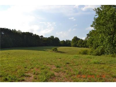 Canton Land/Farm For Sale: 13193 Fincher Road