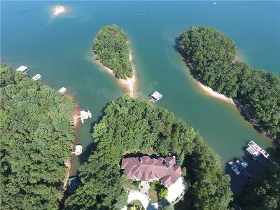 Bartow County, Cherokee County, Coweta County, Dawson County, Fannin County, Fayette County, Forsyth County, Fulton County, Gilmer County, Hall County, Pickens County, Rockdale County, Walton County Single Family Home For Sale: 7415 Breeze Bay Road