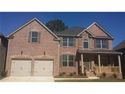Grayson Single Family Home For Sale: 123 Silvertop Drive