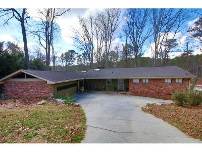 Buford Single Family Home For Sale: 1960 Felton Place