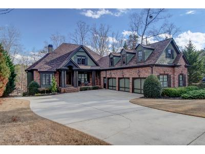 Buford Single Family Home For Sale: 6029 Shadburn Ferry Road