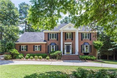 Dunwoody Single Family Home For Sale: 7775 Jett Ferry Road