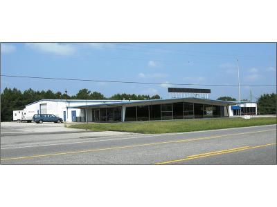 Adairsville Commercial For Sale: 5563 Joe Frank Harris Parkway NW