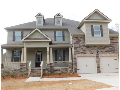 Loganville Single Family Home For Sale: 3781 Casual Ridge Way